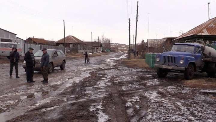 На Алтай и Хакасию обрушились тонны талой воды