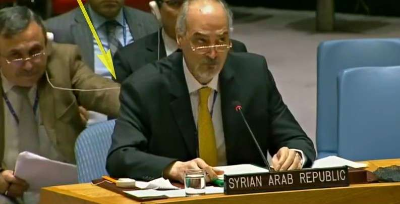 Василий Небензя жестко осадил председателя СБ ООН, успешно защитив сирийскую делегацию