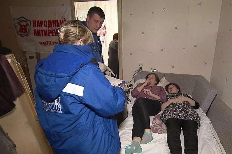 Ростовщики аферисты захватили квартиры, оставшиеся без жилья москвичи объявили голодовку