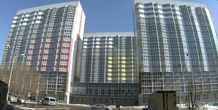 В Красноярске сданы два объекта построенные предстоящей Универсиаде Хорошие, добрые, новости, россия, фоторепортаж