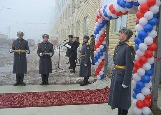 В Белгородской области в мотострелковом полку ЗВО введена в эксплуатацию казарма нового типа Хорошие, добрые, новости, россия, фоторепортаж