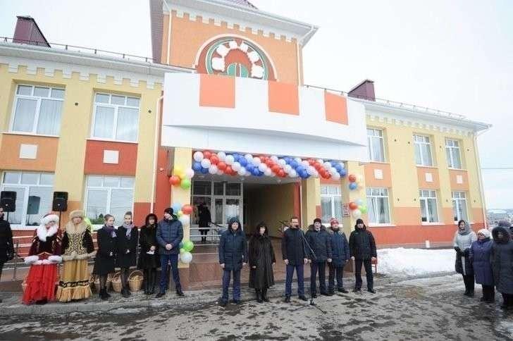 В Альметьевском районе Татарстана открылся новый детский сад Хорошие, добрые, новости, россия, фоторепортаж