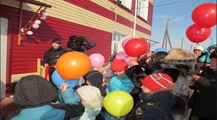 Детский сад на 20 мест открылся в деревне Белехта Новосибирской области Хорошие, добрые, новости, россия, фоторепортаж