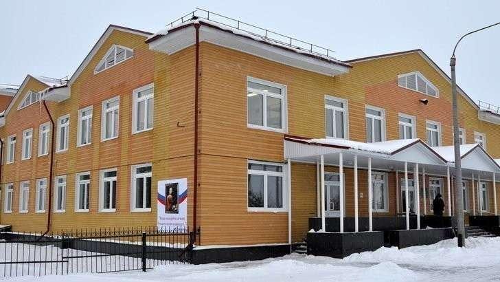 В Архангельской области открыто новое здание художественного профессионального училища №27 Хорошие, добрые, новости, россия, фоторепортаж