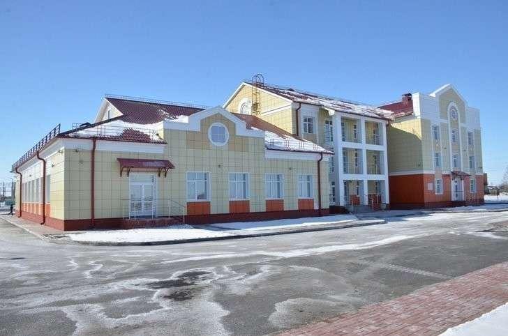 На станции Иртышское ЗСЖД открыт дом отдыха локомотивных бригад Хорошие, добрые, новости, россия, фоторепортаж