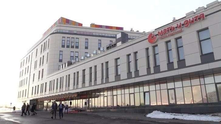В Самаре открылся госпиталь «Мать и дитя» Хорошие, добрые, новости, россия, фоторепортаж