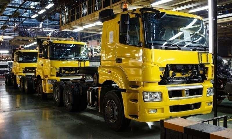 КАМАЗ начал продажи автотехники в ЮАР Хорошие, добрые, новости, россия, фоторепортаж