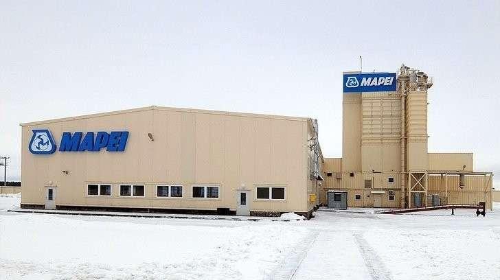 В Ленинградской области открыт завод MAPEI по производству продуктов строительной химии Хорошие, добрые, новости, россия, фоторепортаж