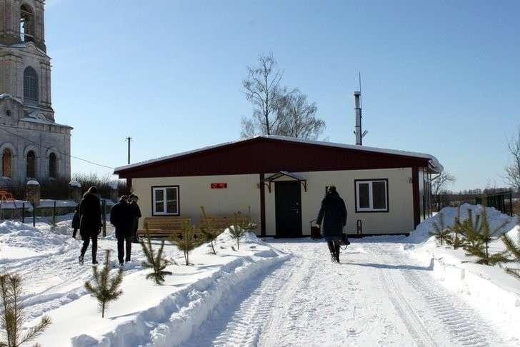 Новые модульные фельдшерско-акушерские пункты открывают в Тверской области Хорошие, добрые, новости, россия, фоторепортаж