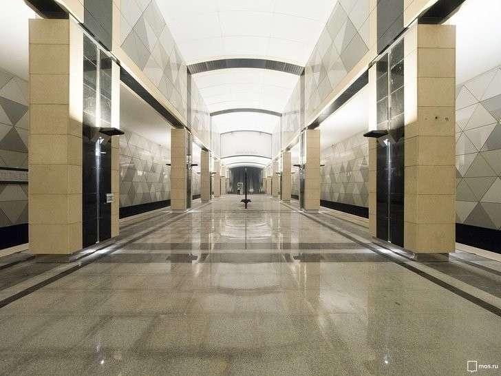 В Москве открыли 3 новых станции метро Хорошие, добрые, новости, россия, фоторепортаж