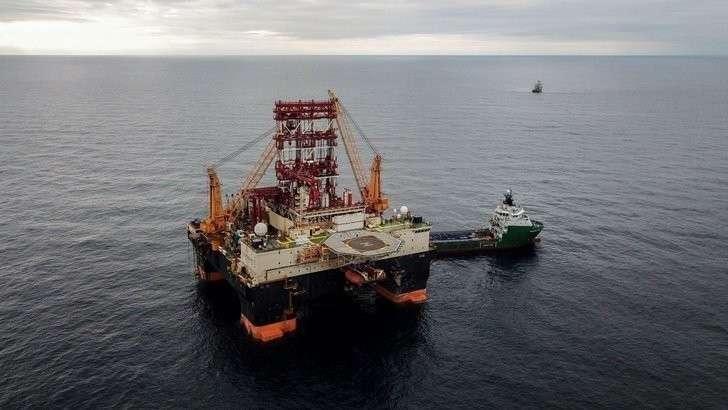 «Роснефть» завершила бурение первой разведочной скважины на шельфе Черного моря Хорошие, добрые, новости, россия, фоторепортаж