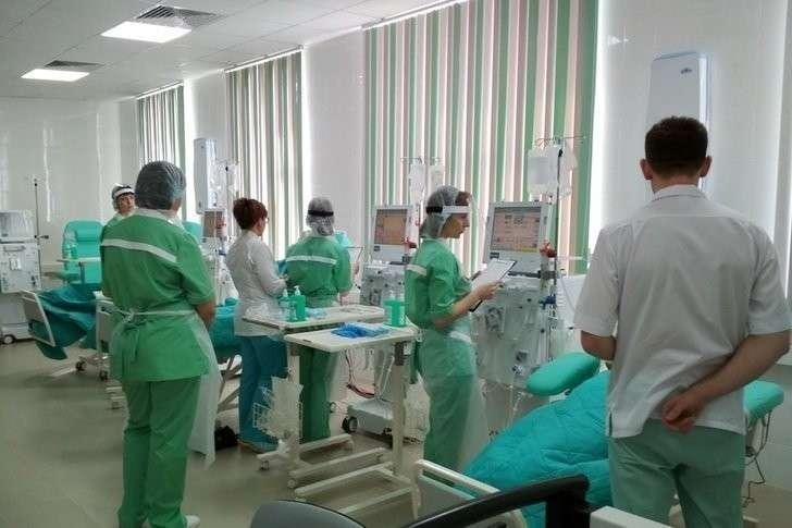 Центр гемодиализа открыт в Алтайском крае Хорошие, добрые, новости, россия, фоторепортаж