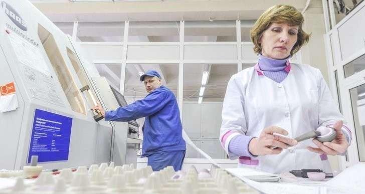 В Новосибирске запустили производство эндопротезов тазобедренного сустава Хорошие, добрые, новости, россия, фоторепортаж