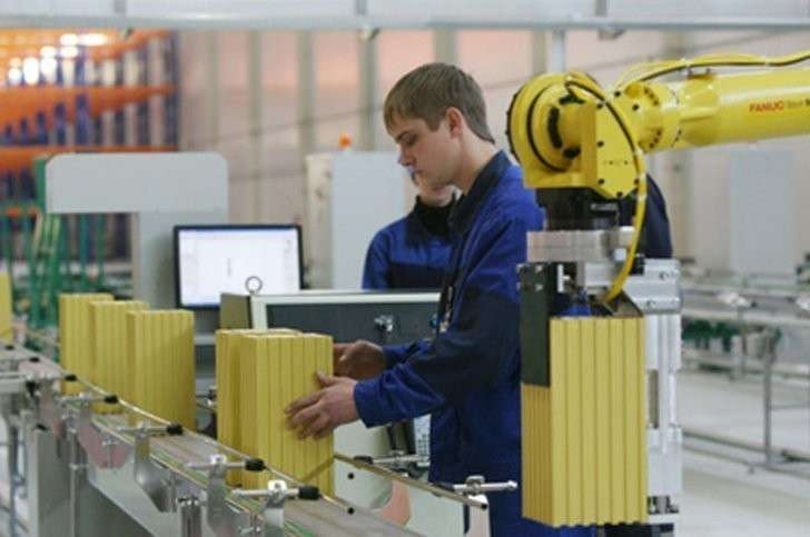 Компания Лиотех представила первый российский мобильный накопитель электроэнергии Хорошие, добрые, новости, россия, фоторепортаж