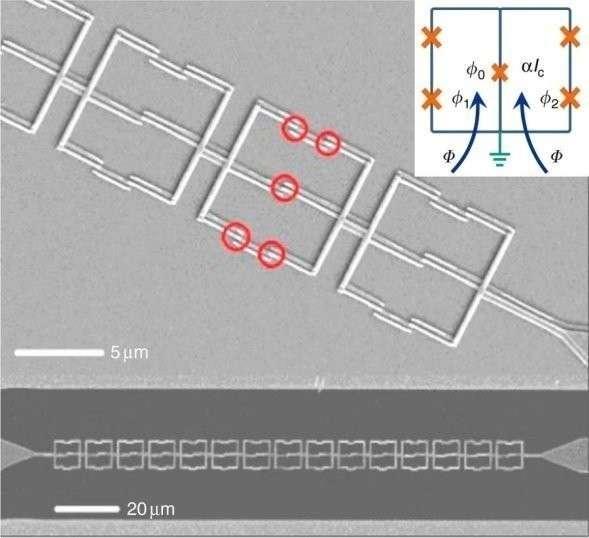Создан первый в мире метаматериал для квантовых компьютеров Хорошие, добрые, новости, россия, фоторепортаж