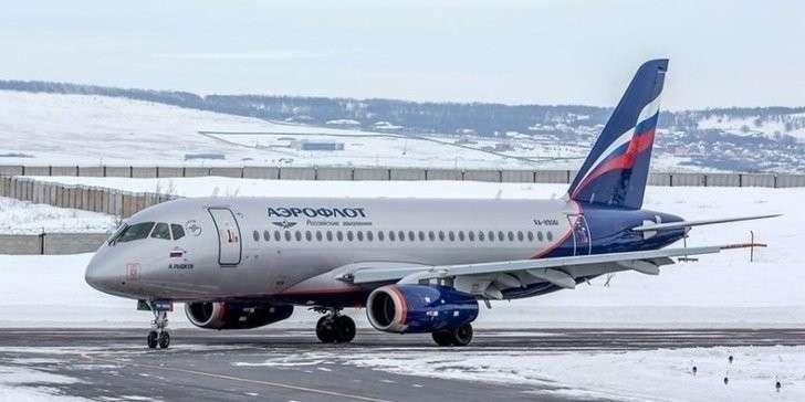 Очередной Сухой Суперджет 100 передан авиакомпании Аэрофлот Хорошие, добрые, новости, россия, фоторепортаж