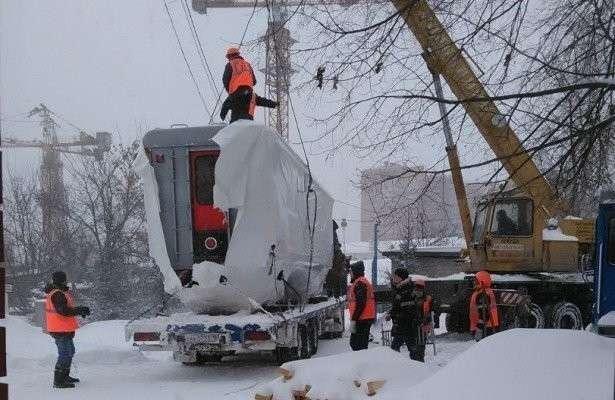 Детская железная дорога в Уфе получила новые вагоны Хорошие, добрые, новости, россия, фоторепортаж