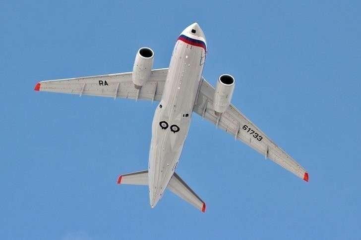 Очередной Ан-148 совершил первый полёт Хорошие, добрые, новости, россия, фоторепортаж