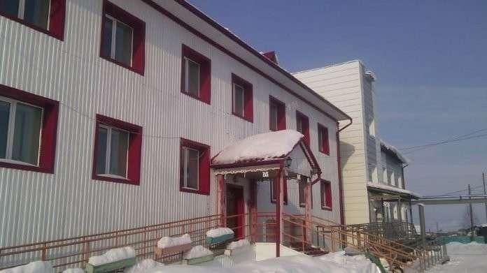 Спальный корпус реабилитационного центра открыли в Якутии Хорошие, добрые, новости, россия, фоторепортаж