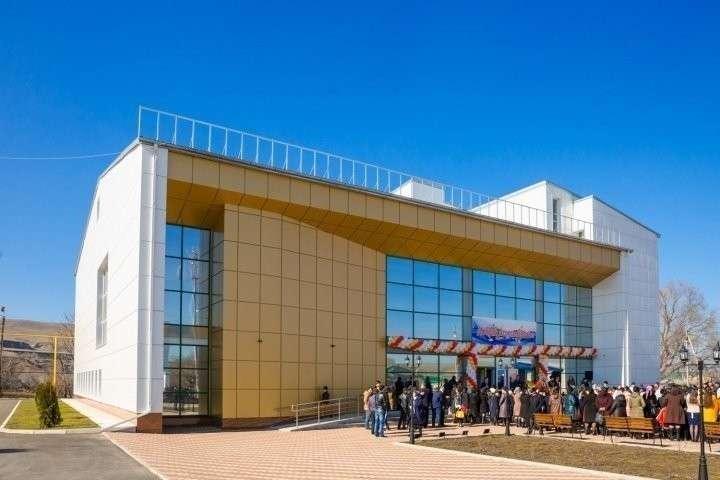 В ауле Кош-Хабль Карачаево-Черкессии после реконструкции открылся Дом культуры Хорошие, добрые, новости, россия, фоторепортаж