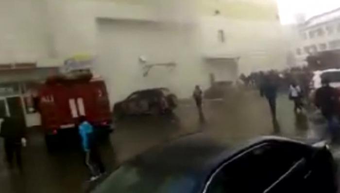ТЦ Кемерово: свидетели рассказали об ужасе в горящей «Зимней вишне»