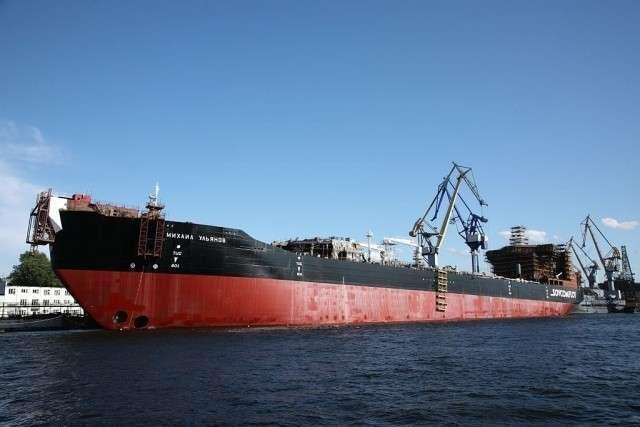 Арктический танкер