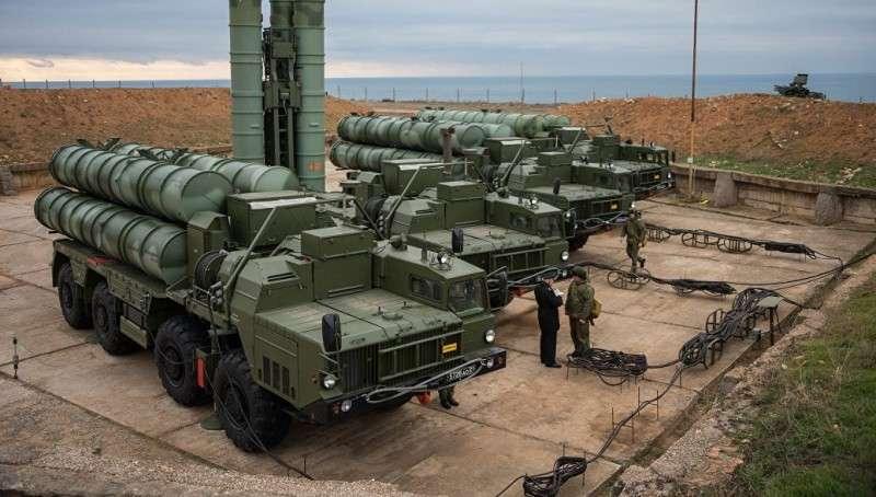Как русская ПВО отразит массированный ракетный удар в Сирии