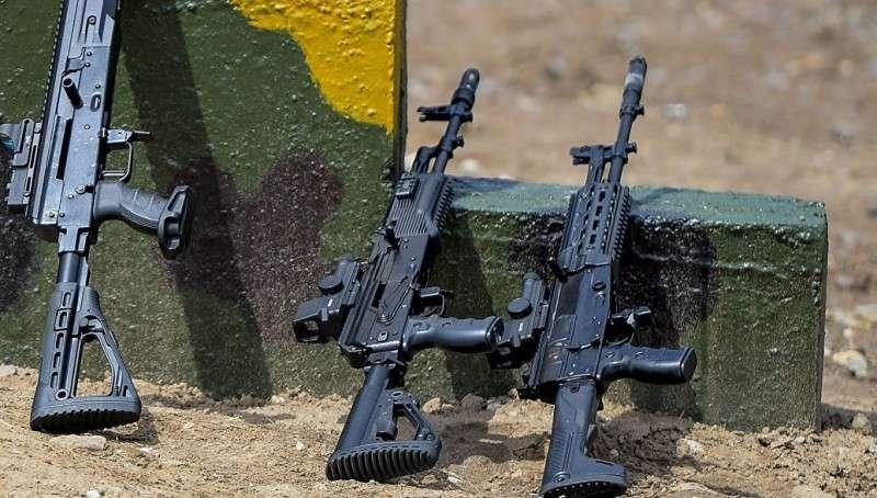 Калашный ряд. Зачем российской армии разнокалиберные автоматы