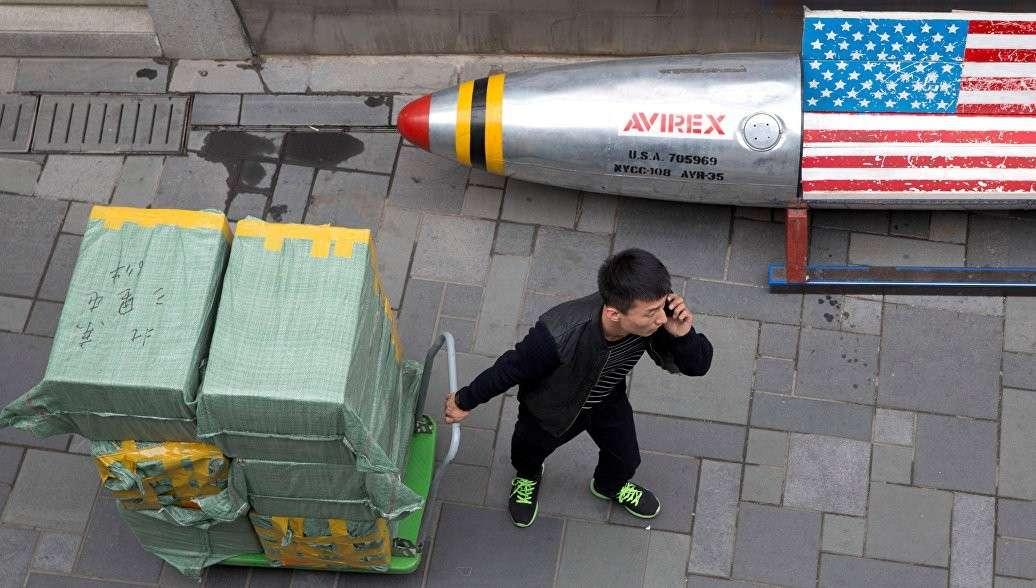Китай собирается выбить пиндосам зубы. К чему это приведет?