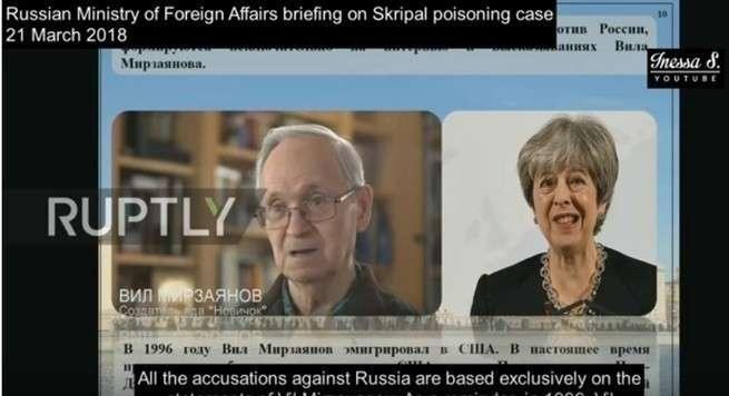 Британский Журналист задал 30 неудобных вопросов Правительству Англии по делу Скрипалей