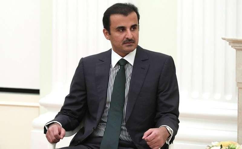Эмир Катара Тамим Бен Хамад Аль Тани.