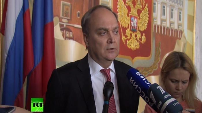 Посол России в США о высылке дипломатов: такие провокации оставлять безнаказанными нельзя