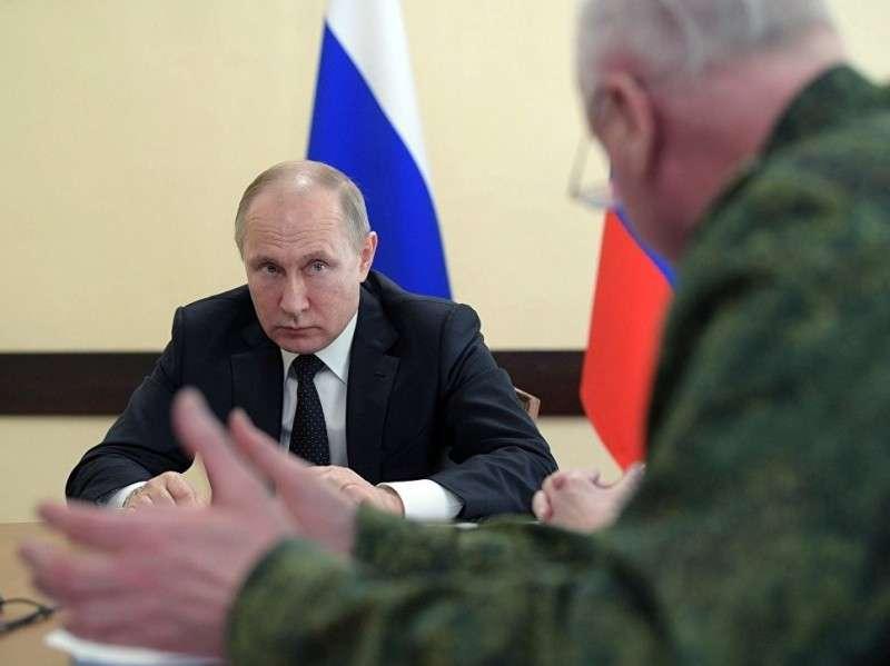 Владимир Путин назвал причины трагедии в Кемерово