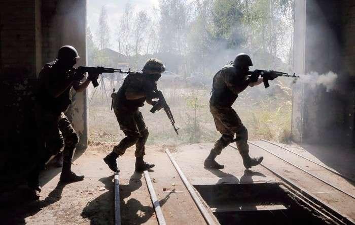 «Дудаевский призыв»  устремился в Донбасс. В рядах карателей, воюющих под Донецком и Луганском, собрались все заклятые враги России
