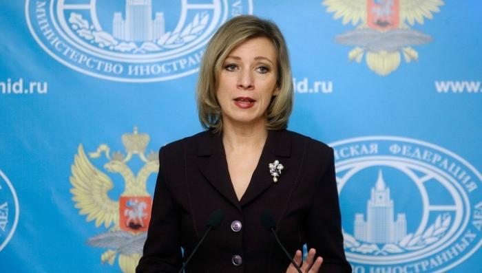 Захарова: «Это провал Терезы Мэй, раскрыта крупнейшая манипуляция общественным мнением»