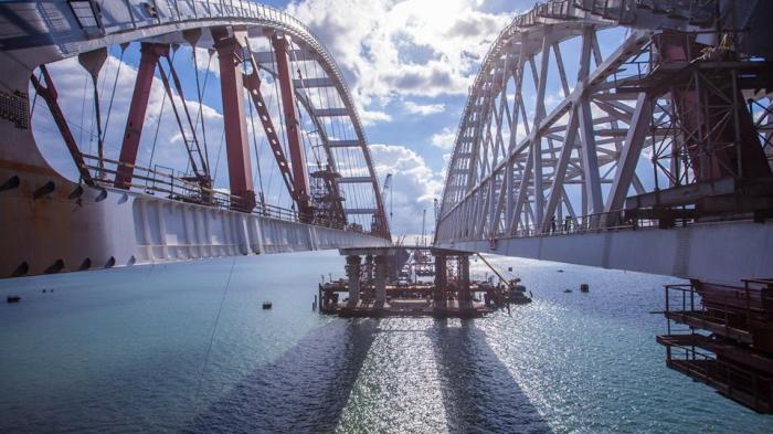 Киевская хунта оценила убытки от Крымского моста и назвала Кубань своей