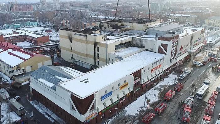 Как проверяют торговые центры после трагедии в Кемерово?