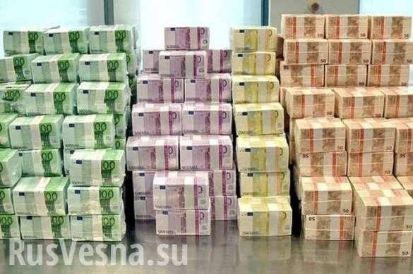 Страны ЕС согласовывают меры по грабежу вороватых чиновников и бизнесменов России | Русская весна