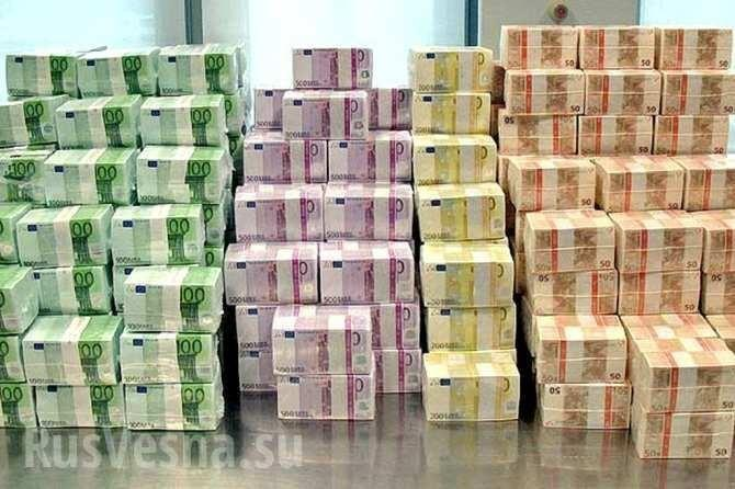 Страны ЕС согласовывают меры по грабежу вороватых чиновников и бизнесменов России