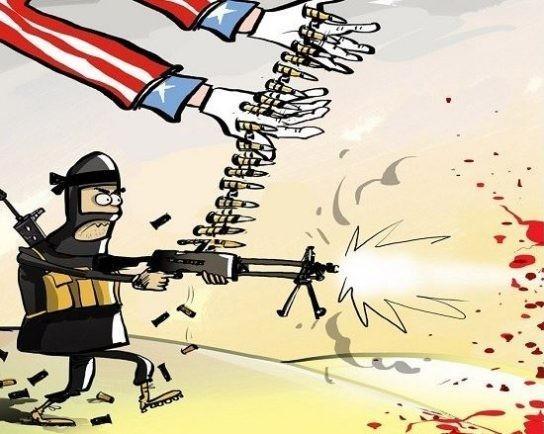 МИД РФ обвинило США, Евросоюз и Украину в поддержке сирийских террористов