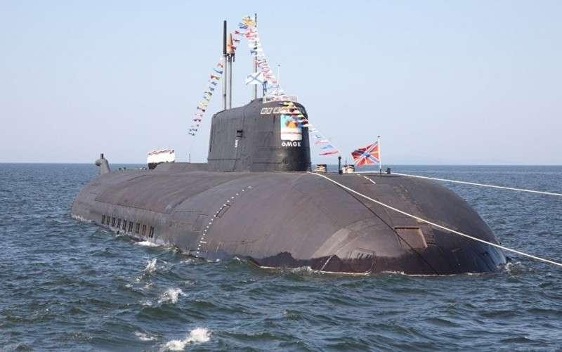 Чем опасны российские подводные лодки с крылатыми ракетами?