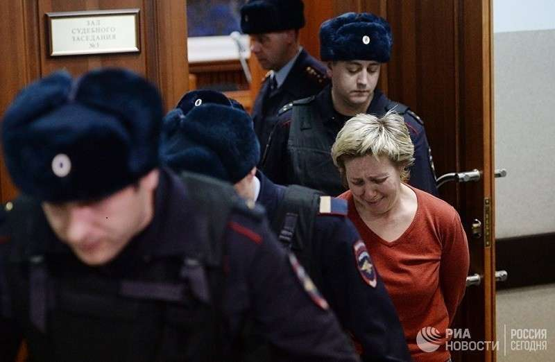Кемерово: суд арестовал управляющую ТЦ «Зимняя вишня»
