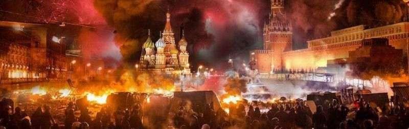 Внимание: западная агентура постоянно дежурит на подхвате протеста
