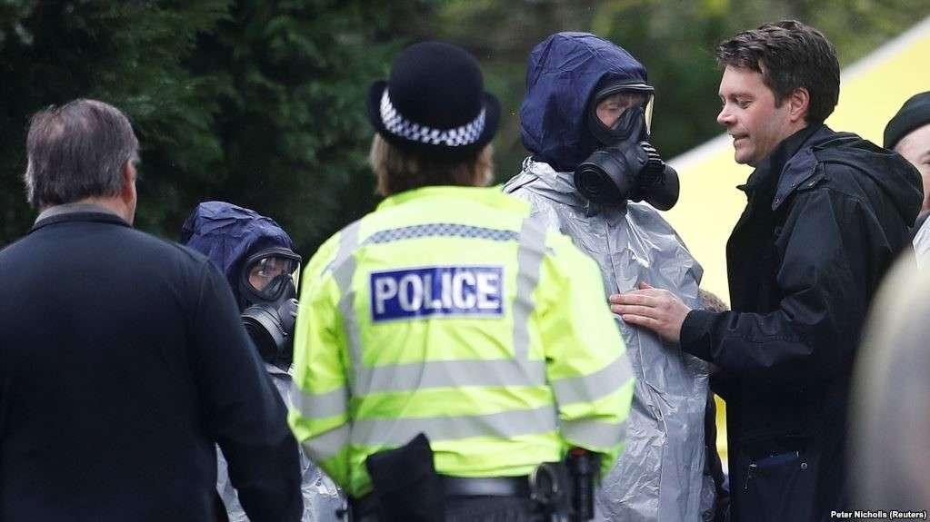 Россия обвинила британские спецслужбы в причастности к отравлению Скрипаля
