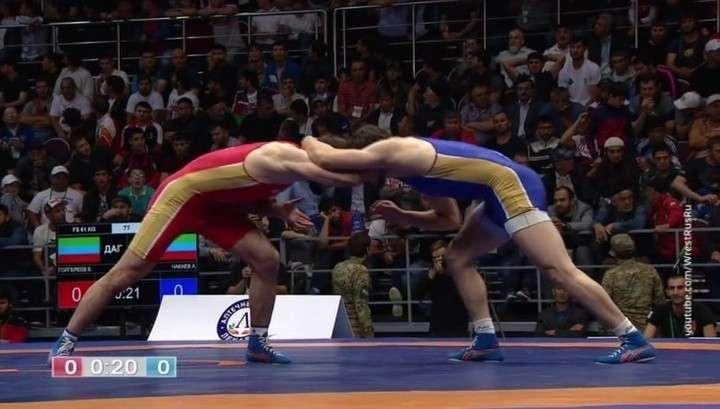 США подло устранили российских конкурентов на Кубке мира по вольной борьбе