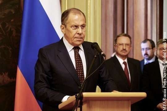 Сергей Лавров: генконсульство Британии в Петербурге закрыто