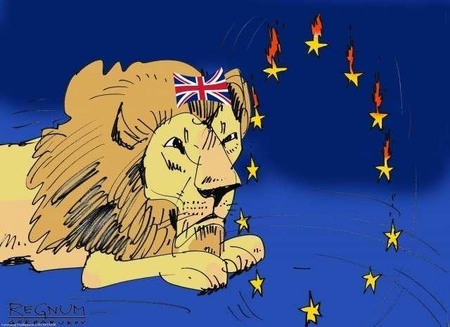 Англия целилась в Россию, а попала по ЕС