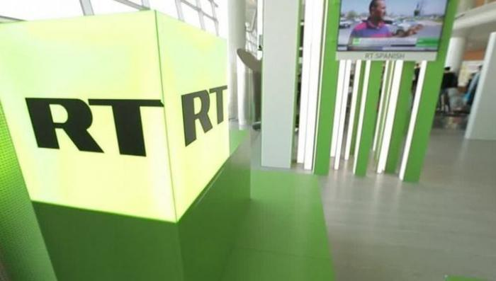 Телеканал Russia Today с 1 апреля прекращает работу в Вашингтоне
