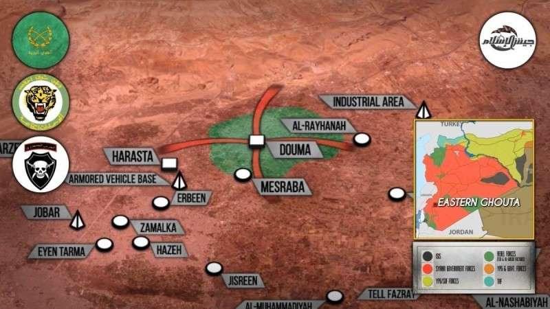 Сирия. Наёмники США на грани «покупки» билета в Идлиб