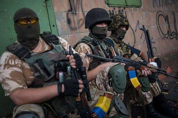 Батальоны украинских карателей нанял Пентагон